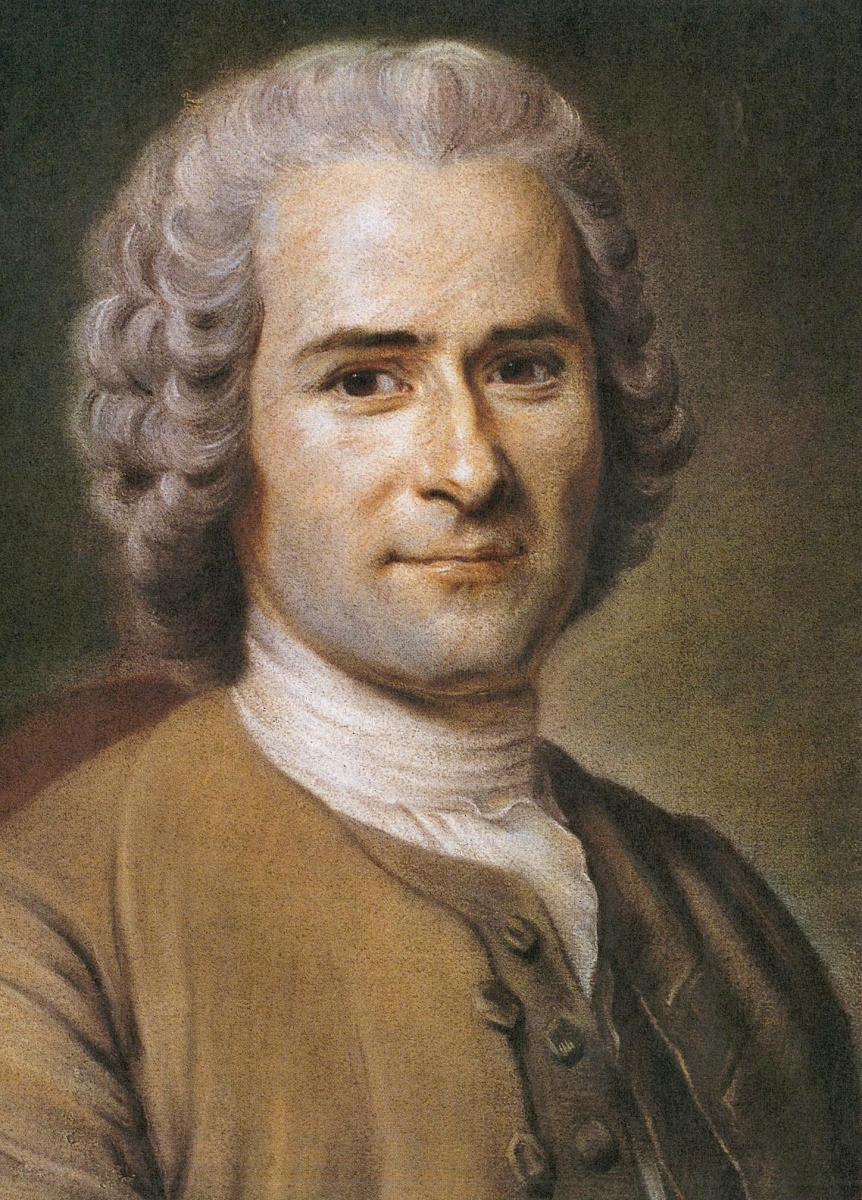 Política y religión, en el pensamiento de Jean-Jacques Rousseau